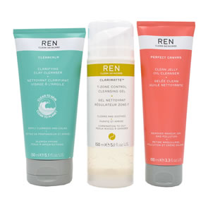 Face Wash and Cleansers