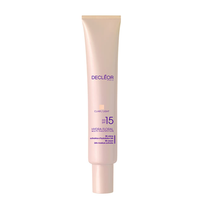 Decleor BB Cream 24 Hour Hydration SPF15 Light (40ml)