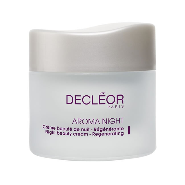 Decleor Night Beauty Cream Regenerating (50ml)