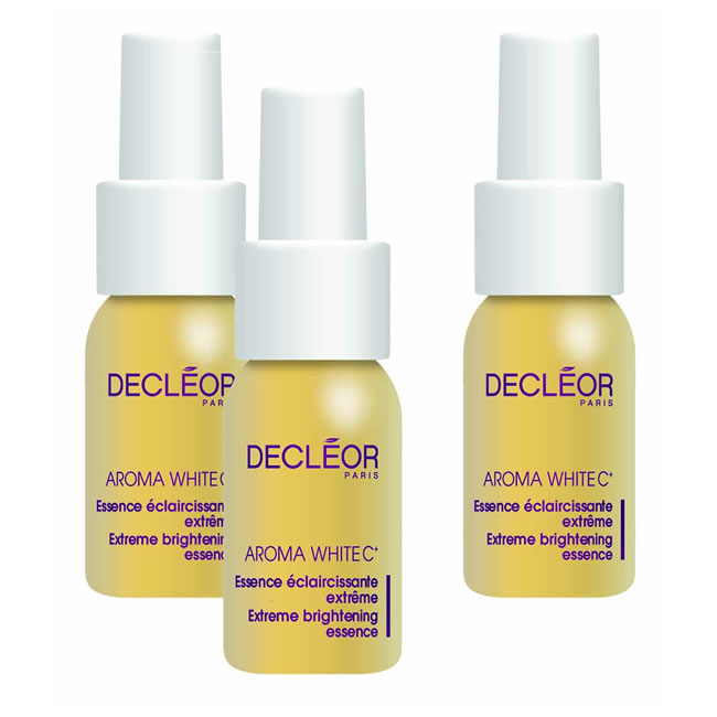 Decleor Extreme Brightening Essence (3 x 10ml)