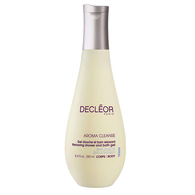 Decleor Relaxing Shower and Bath Gel (250ml)