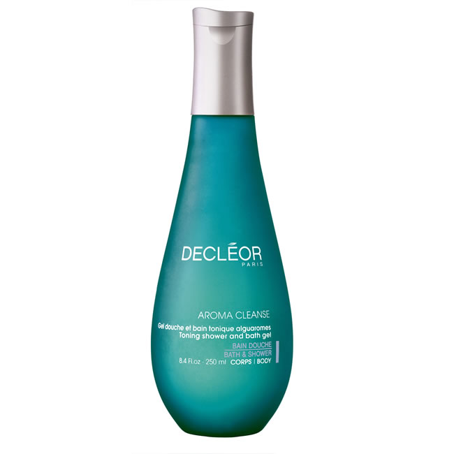 Decleor Toning Shower and Bath Gel (250ml)