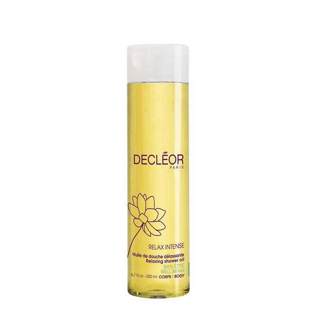 Decleor Relax Intense Relaxing Shower Oil (200ml)