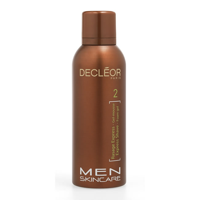 Decleor Express Shave Foam Gel (150ml)