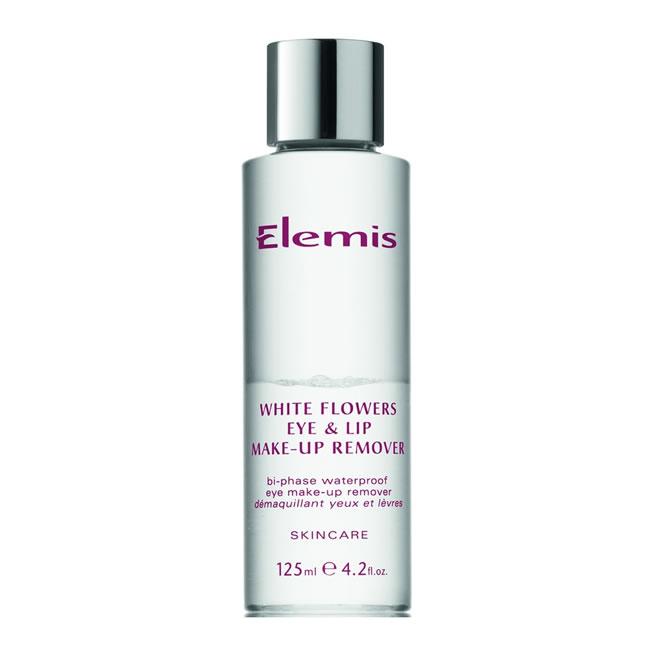 Elemis White Flowers Eye and Lip Make-Up Remover (125ml)