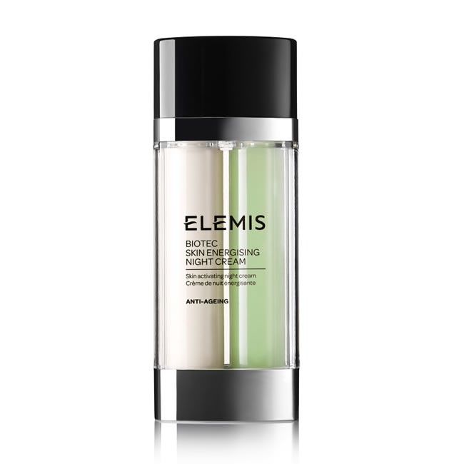 Elemis BIOTEC Skin Energising Night Cream (30ml)