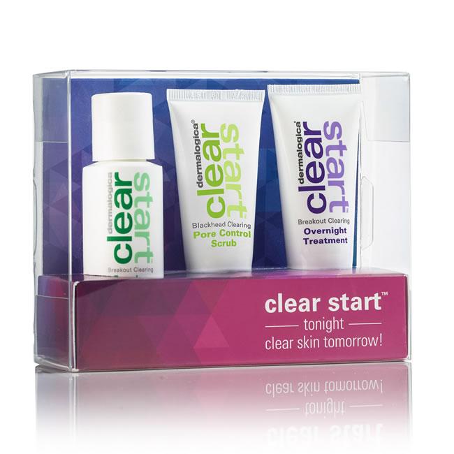 Dermalogica GWP Clear Start Tonight Kit