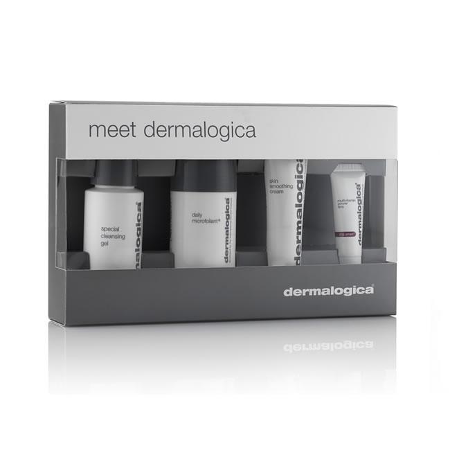 Meet Dermalogica Starter Kit