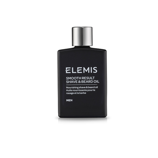 Elemis Smooth Result Shave and Beard Oil (30ml)