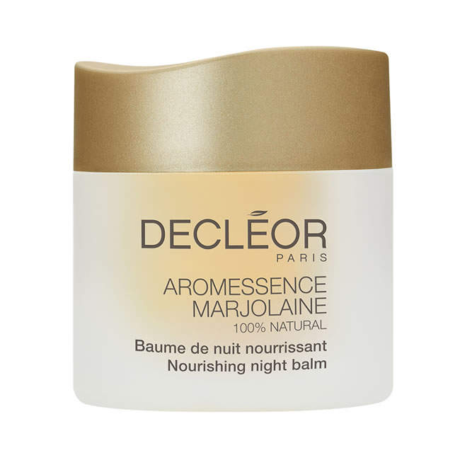 Decleor Marjolaine Nourishing Night Balm (15ml)