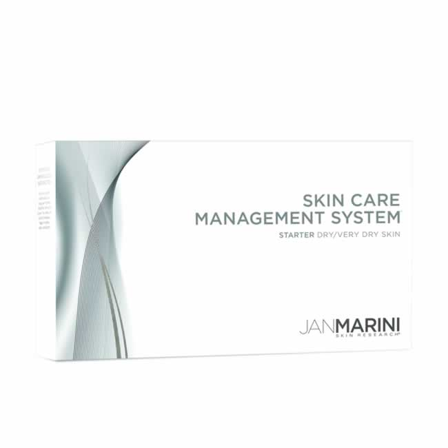 Jan Marini Skin Care Management System Dry/Very Dry Skin Starter Kit.