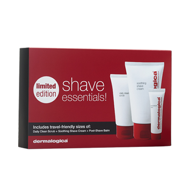 Dermalogica Shave Essentials Trio