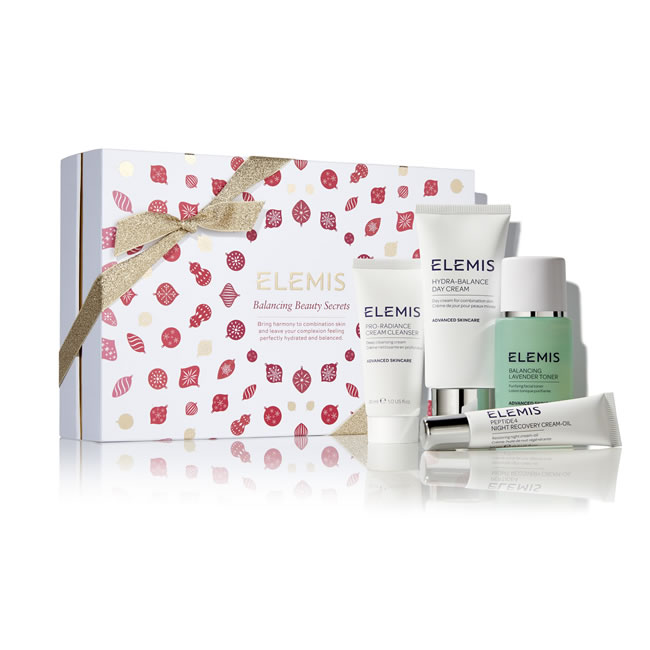 Elemis Balancing Beauty Secrets Normal-Combination Christmas Gift Set