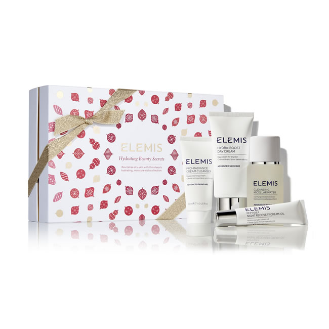Elemis Hydrating Beauty Secrets Normal-Dry Christmas Gift Set