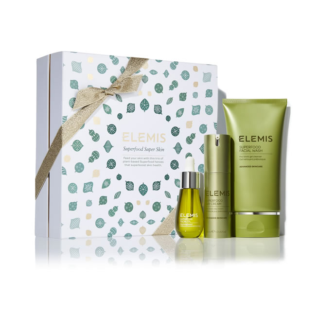 Elemis Superfood Super Skin Christmas Gift Set