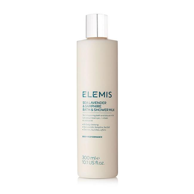 Elemis Sea Lavender and Samphire Bath and Shower Milk (300ml)
