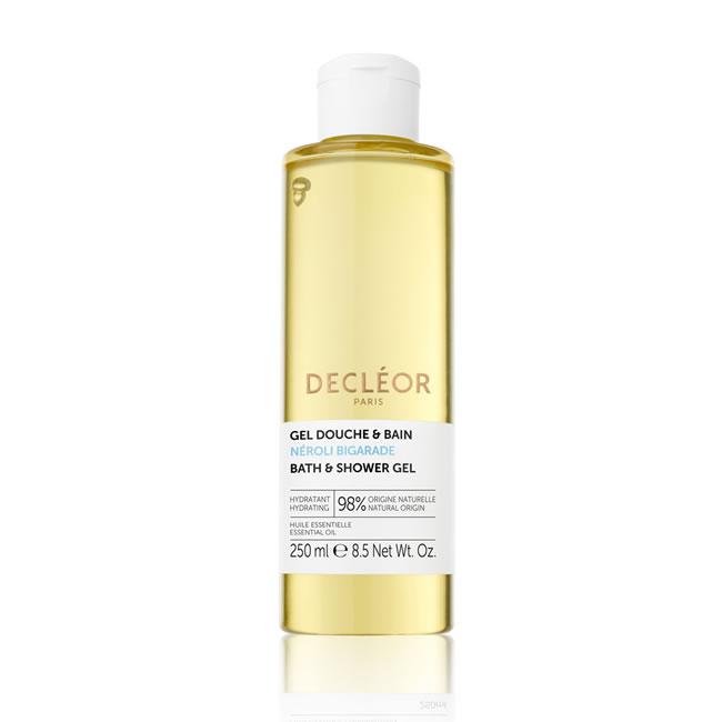Decleor Neroli Bigarade Hydrating Bath and Shower Gel (250ml)