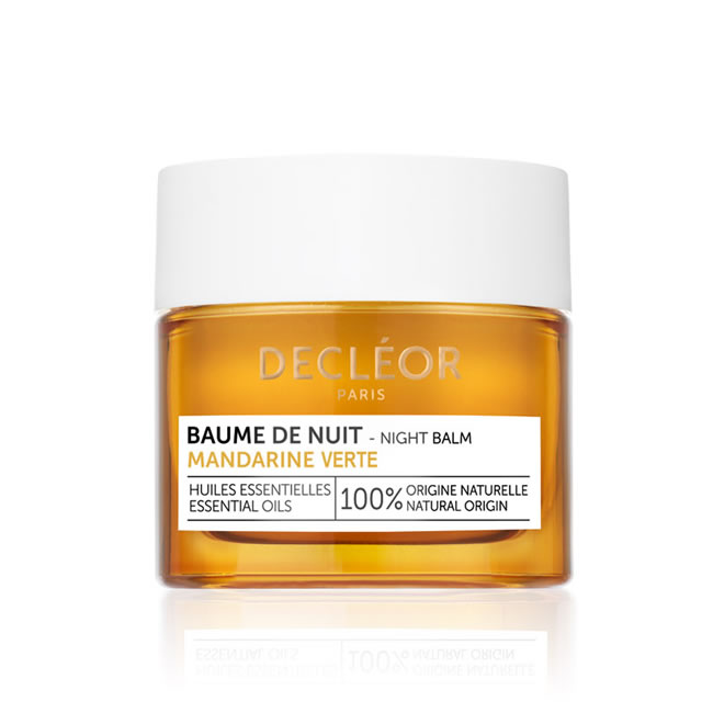 Decleor Green Mandarin Glow Night Balm (15ml)