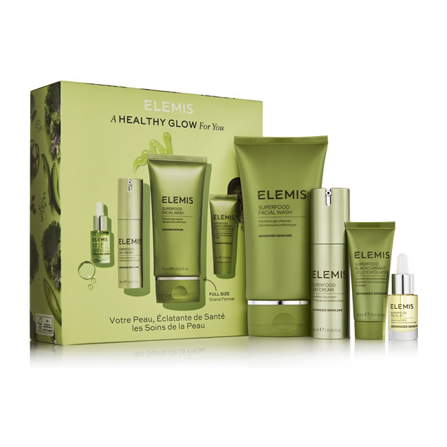 Elemis Superfood A Healthy Glow For You Collection
