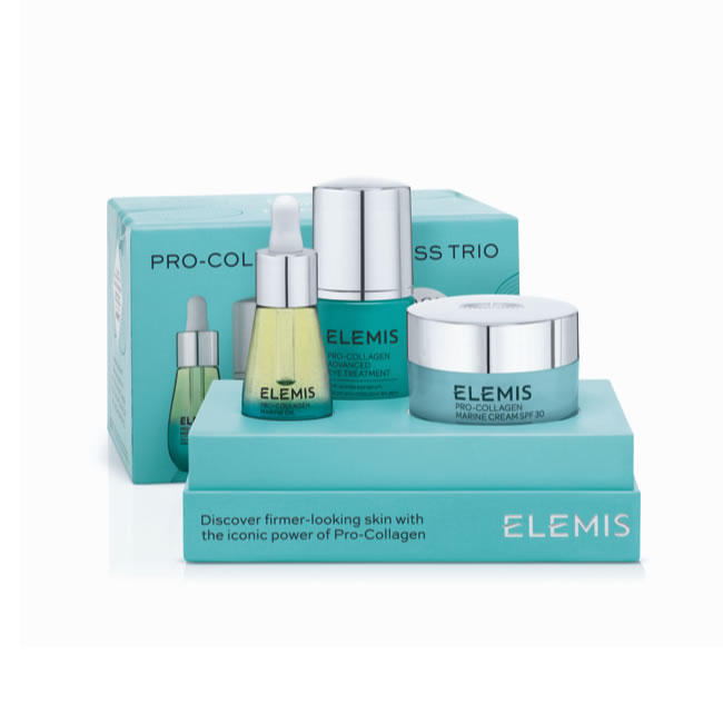 Elemis Pro-Collagen Timeless Trio Collection
