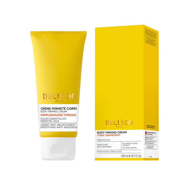 Decleor Tonic Grapefruit Body Firming Cream (200ml)