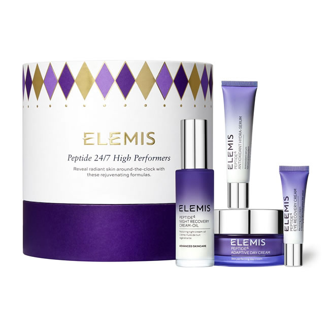 Elemis Peptide 24/7 High Performers Christmas Gift Set