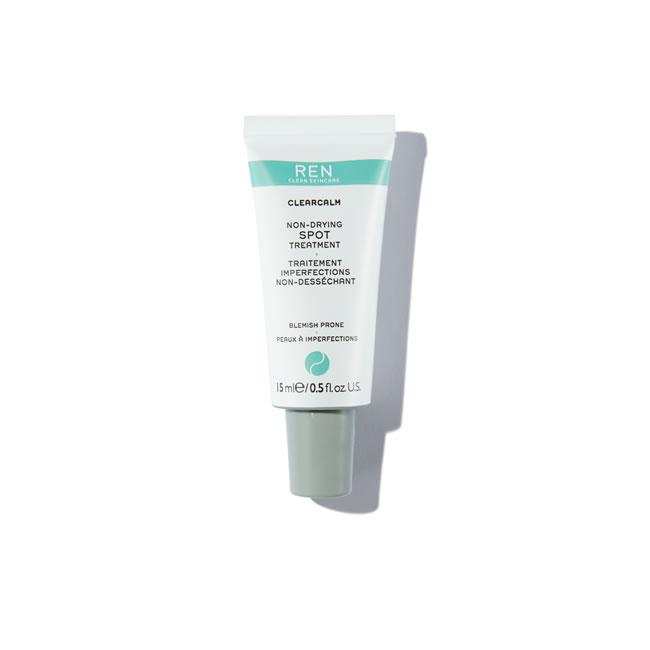 REN Clean Skincare Clearcalm Non-Drying Spot Treatment (15ml)
