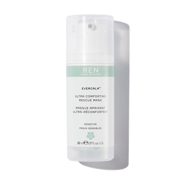 REN Clean Skincare Evercalm Ultra Comforting Rescue Mask (50ml)
