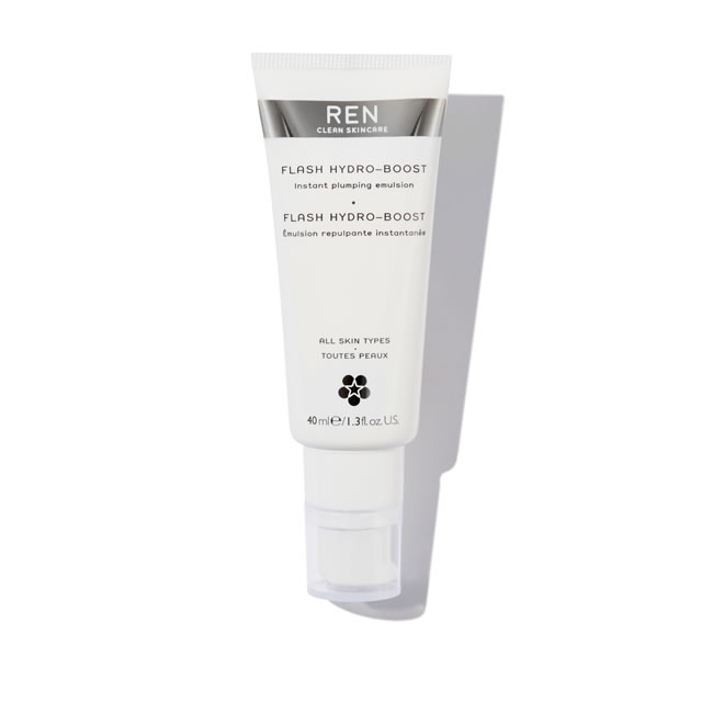 REN Clean Skincare Hydro-Boost Instant Plumping Emulsion (40ml)