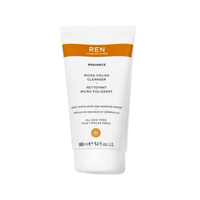 REN Clean Skincare Micro Polish Cleanser (150ml)