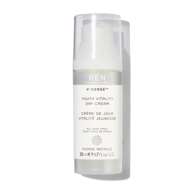 REN Clean Skincare V-Cense Youth Vitality Day Cream (50ml)