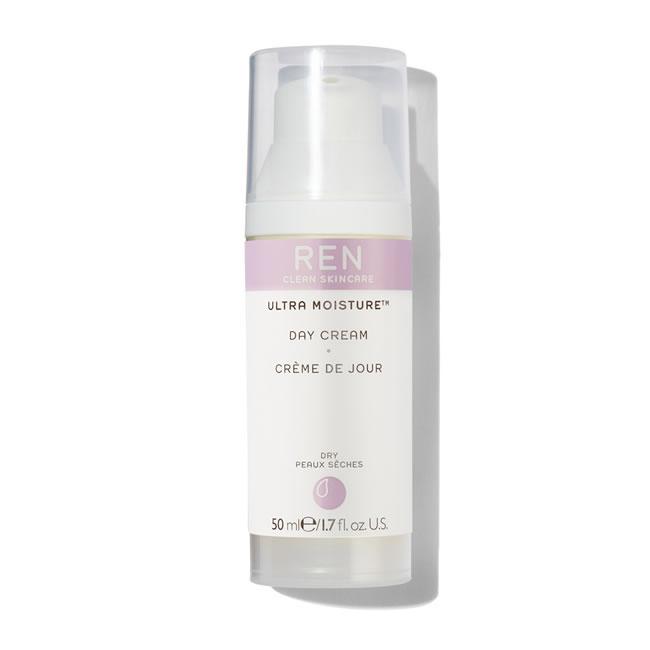 REN Clean Skincare Ultra Moisture Day Cream (50ml)