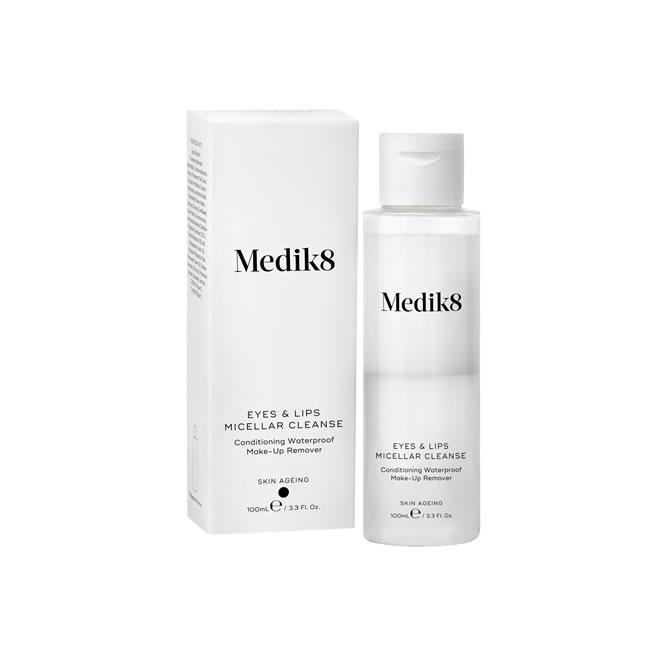 Medik8 Eyes and Lips Micellar Cleanse (100ml)