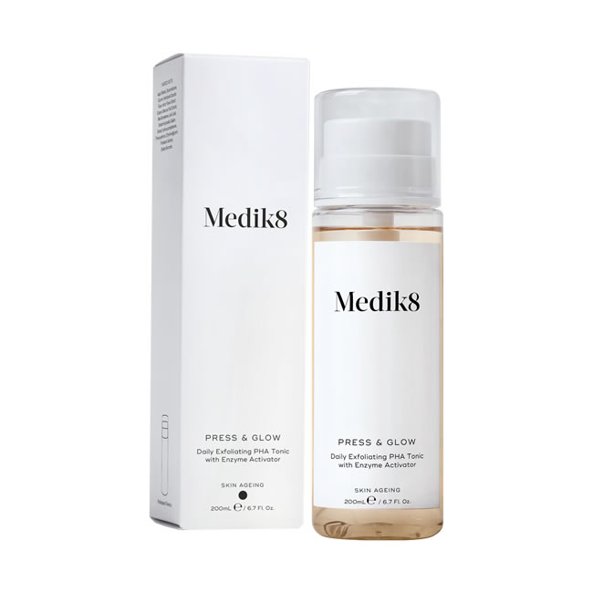 Medik8 Press and Glow (200ml)