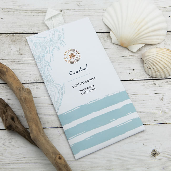 The Sea Shed Coastal Scented Sachet (45g)