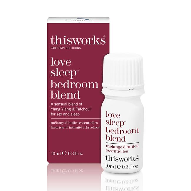 This Works Love Sleep Bedroom Blend (10ml)