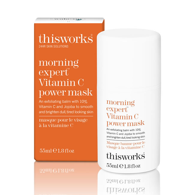This Works Morning Expert Vitamin C Power Mask (50ml)