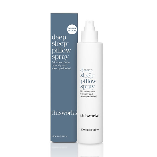 This Works Deep Sleep Pillow Spray (250ml)