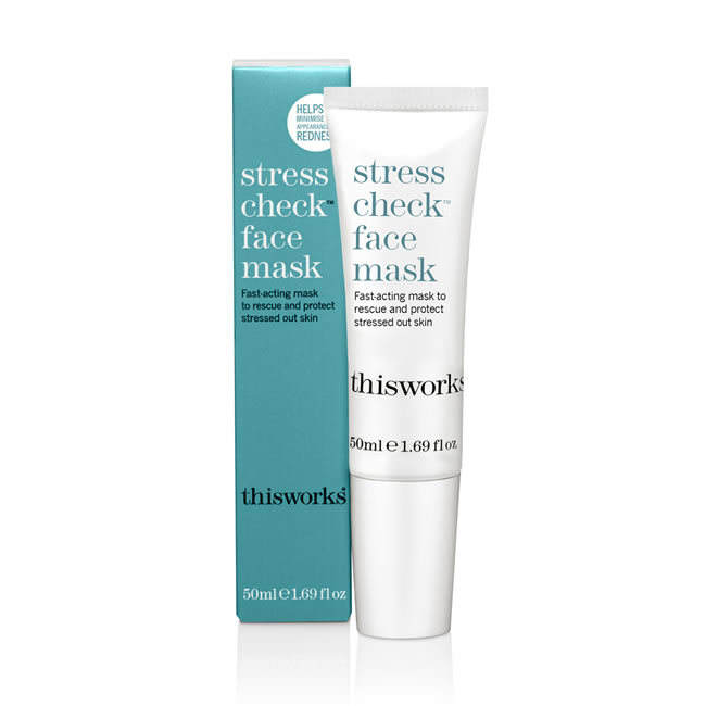 This Works Stress Check Face Mask (50ml)