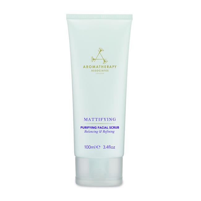Aromatherapy Associates Mattifying Purifying Facial Scrub (100ml)