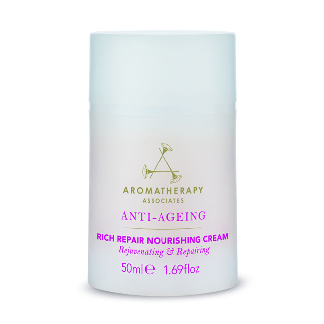 Aromatherapy Associates Anti-Ageing Rich Repair Nourishing Cream (50ml)