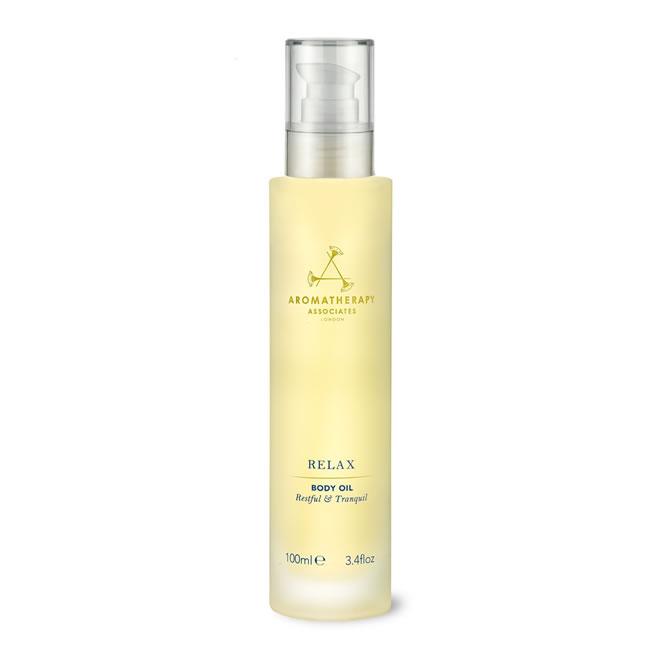 Aromatherapy Associates Relax Body Oil (100ml)