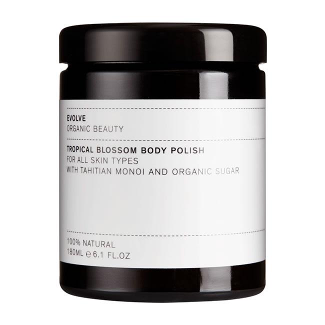 Evolve Organic Beauty Tropical Blossom Body Polish (180ml)