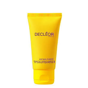 Decleor 2 in 1 Purifying and Oxygenating Mask (50ml)