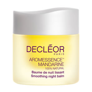 Decleor Mandarine Smoothing Night Balm (15ml)