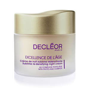 Decleor Sublime Re-Densifying Night Cream (50ml)