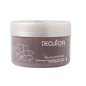 Decleor Relax Intense Fruit Seeds Scrub (200ml)