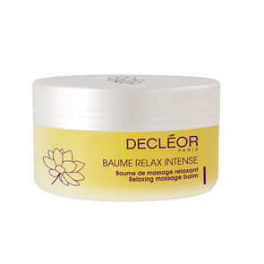 Decleor Relax Intense Relaxing Massage Balm (125ml)