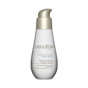 Decleor Hydra Floral White Petal Skin Perfecting Hydrating Milky Lotion (50ml)
