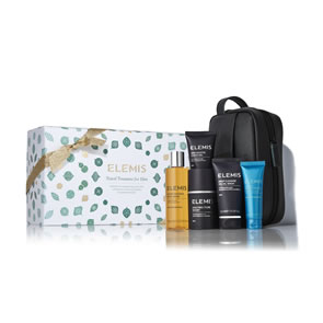 Elemis Travel Treasures For Him Christmas Gift Set